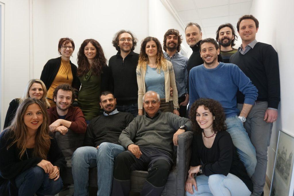 Team Pangea Formazione
