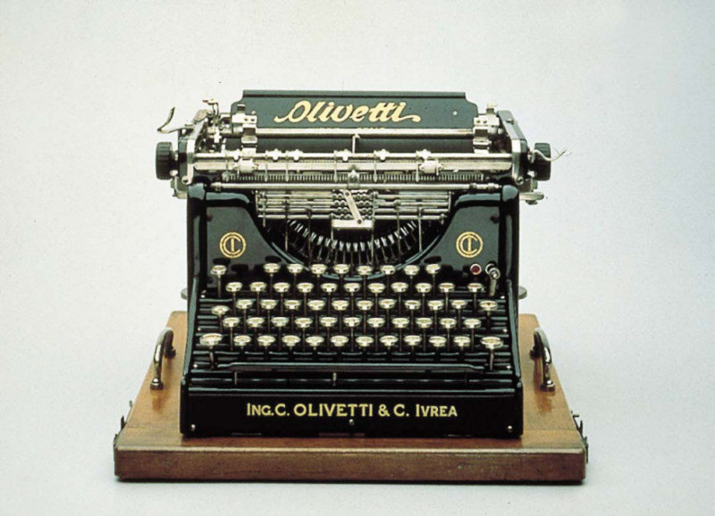 olivetti macchina